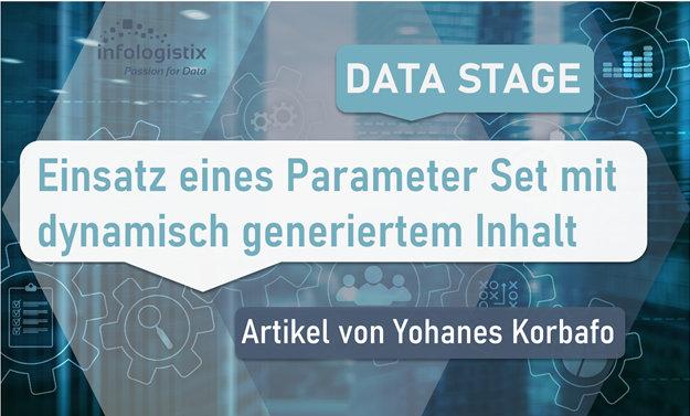 DataStage-DynamischeParameter