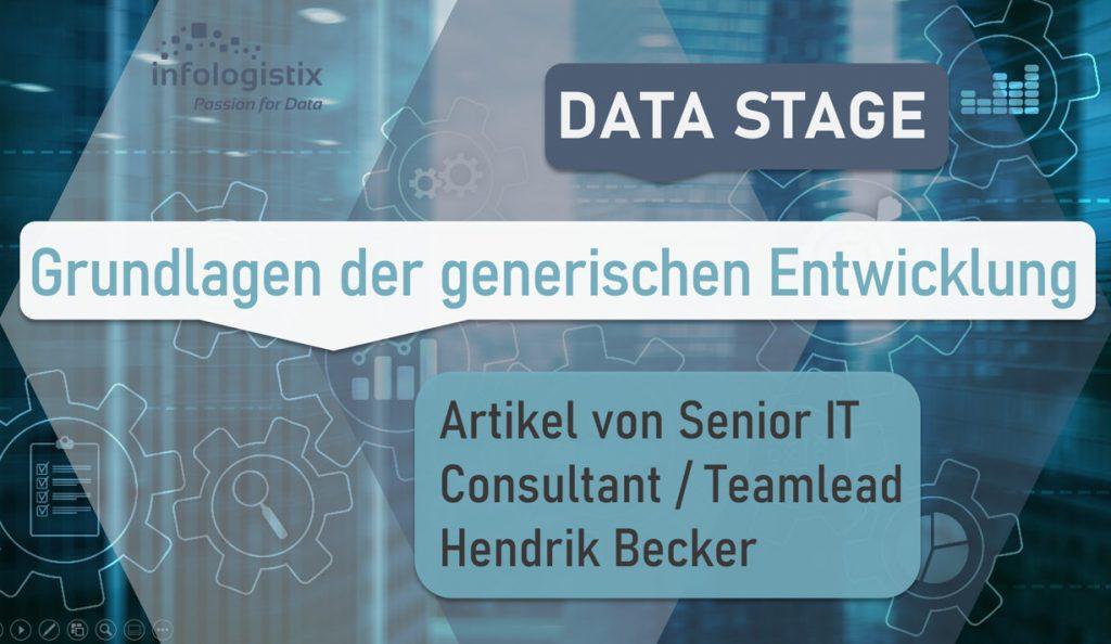 DataStage Data Engineering