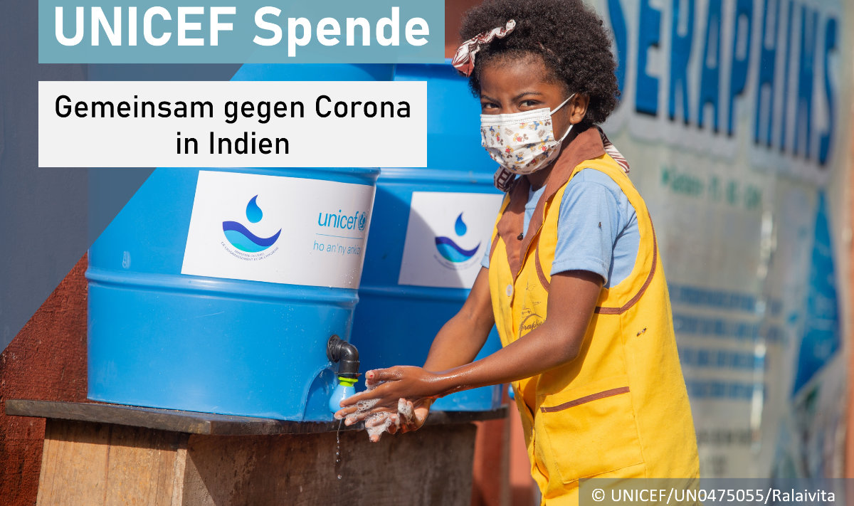 UNICEF_Spende
