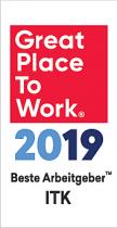 infologistix Beste Arbeitgeber ITK 2019