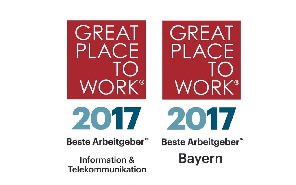 infologistix - Beste Arbeitgeber 2017
