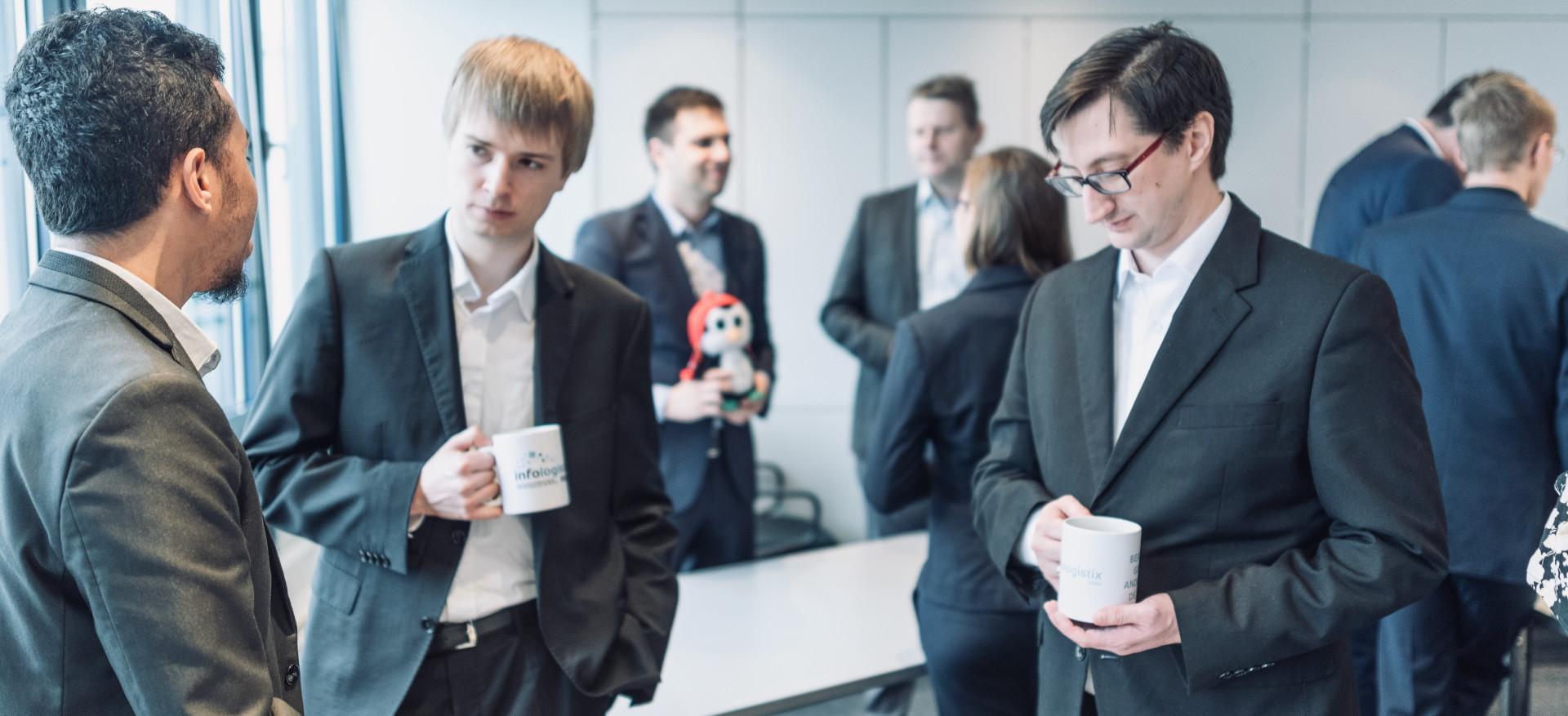 infologistix-Experten für IT-Consulting