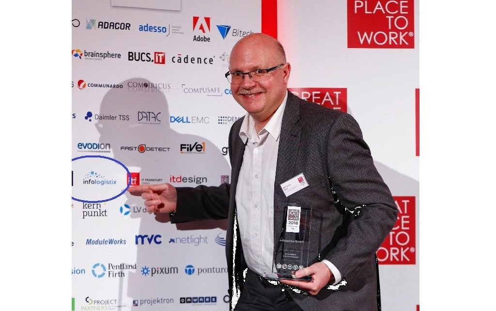 infologistix – a great place to work 2018