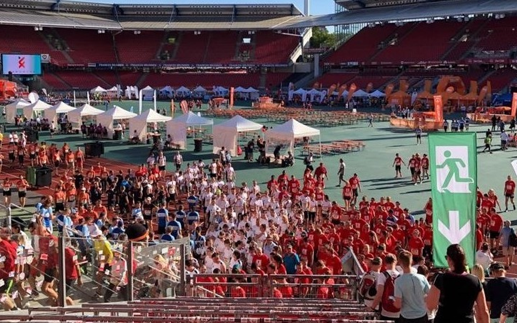 infologistix-Event: b2run in Nürnberg 2019