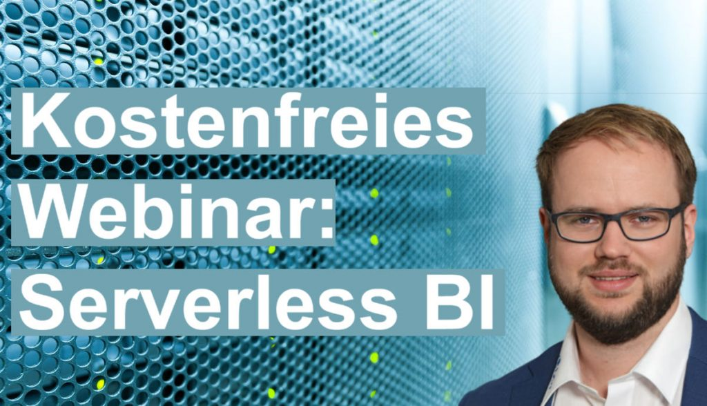 Webinar Serverless BI - kostenlos